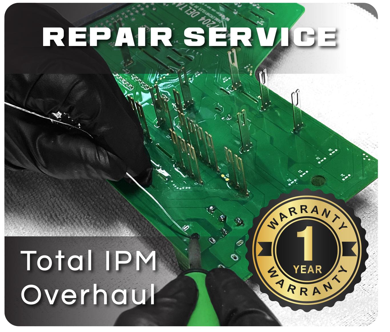 TIPM Repair - Total IPM Overhaul