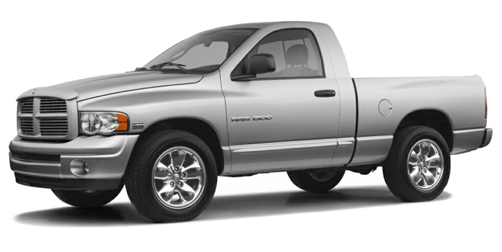 2002-2003 Dodge RAM 1500